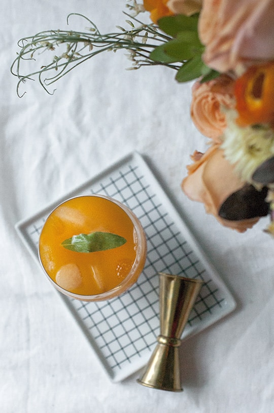 Pumpkin persimmon punch 7
