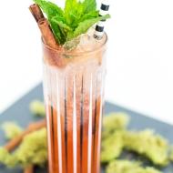 Creepy cocktails: The classic zombie recipe - sugar and cloth