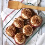 Cheesecake Stuffed Apples Recipe