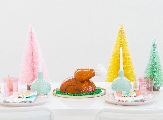 Thanksgiving table ideas - Sugar & Cloth