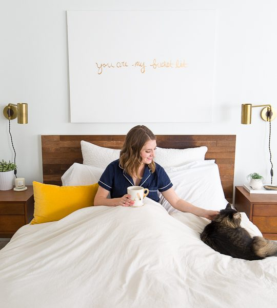 6 Things I've Learned About Sleep as an Adult - Sugar & Cloth