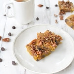 Pumpkin Blondies Recipe