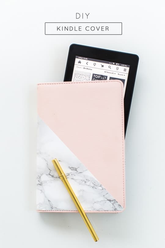 DIY Kindle or Tablet Cover - Sugar & Cloth