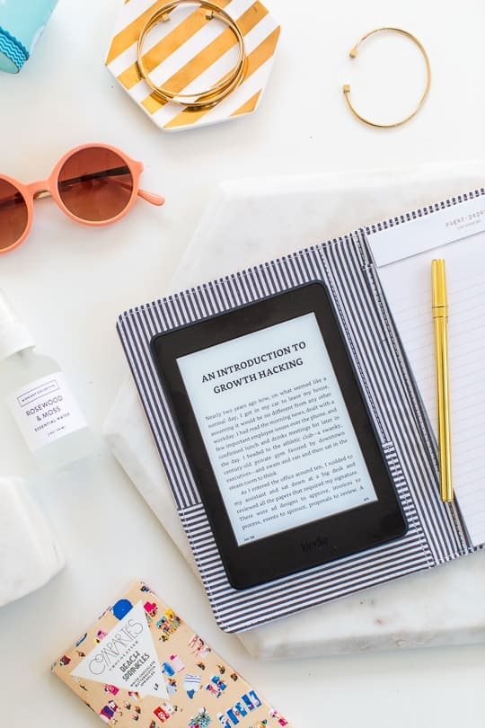 Diy Book Cover For Kindle : Diy kindle or tablet cover sugar cloth