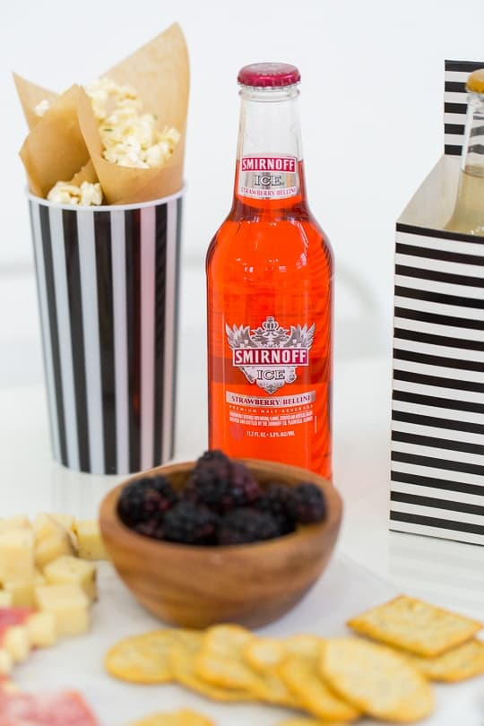 modern football watch party ideas - DIY - recipe - sugar and cloth