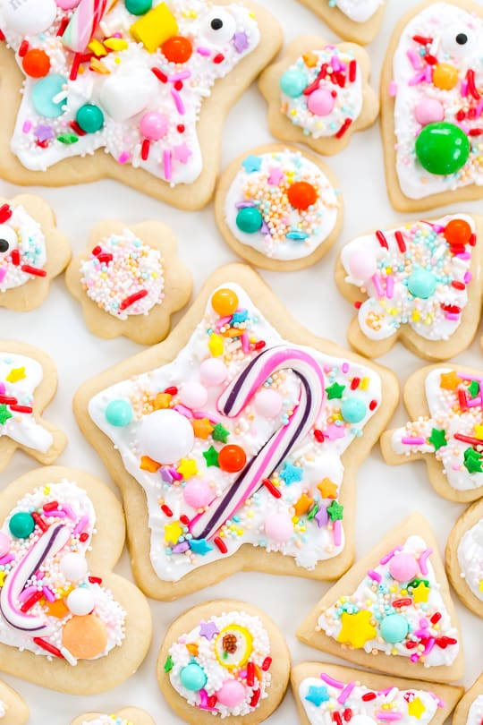Sweet Everything Sugar Cookies aka Pinterest Failproof! - Sugar & Cloth