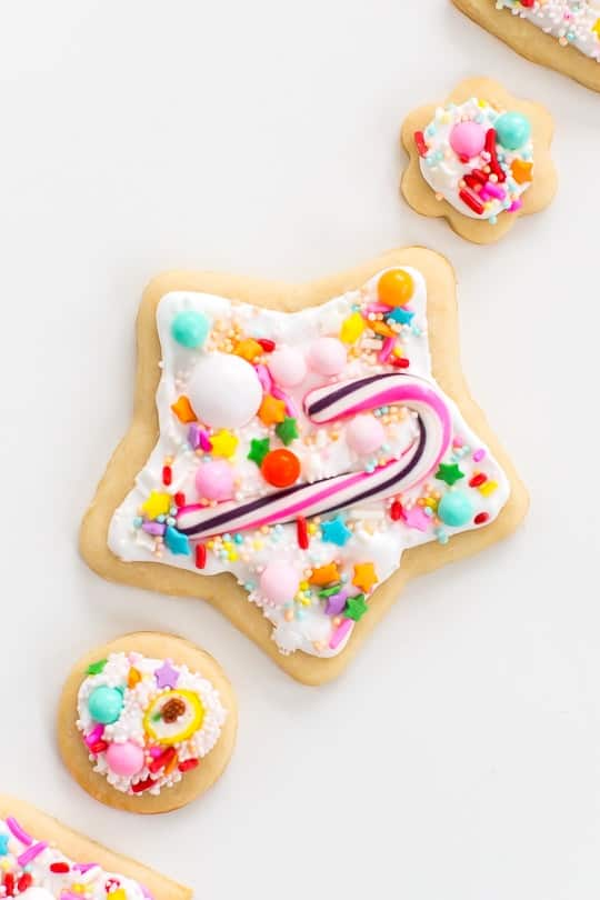 Failproof Pinterest Cookies: Everything Sweet Decorated Sugar Cookies