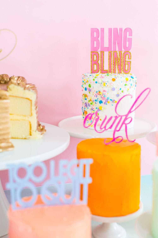 Boo Cake Slang