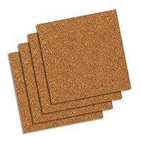 These Quartet Cork Tiles are some of Sugar & Cloth's favorite DIY supplies.