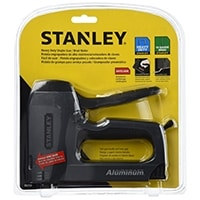 This Stanley Heavy Duty Staple Gun is one of Sugar & Cloth's favorite DIY supplies.