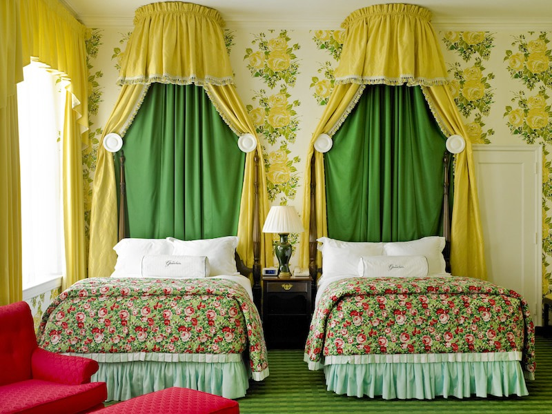 Travel Tastefully: The Greenbrier in West Virginia - Sugar and Cloth