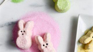 Easter Dessert Idea: Spiked Easter Peeps Recipe