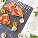 3 DIY Ideas for a Modern Basketball Pizza Watch Party