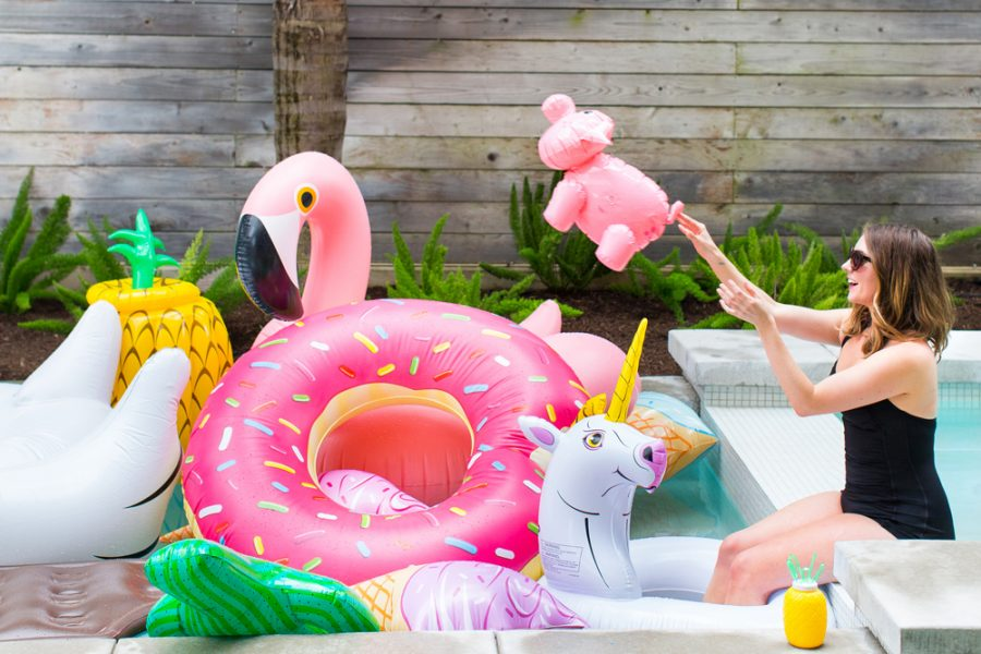 The best new pool floats for Summer 2016 so you can be even cooler than the swan! - sugar and cloth