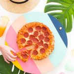 DIY Retro Lazy Susan (+ DiGiorno Trip Recap!)