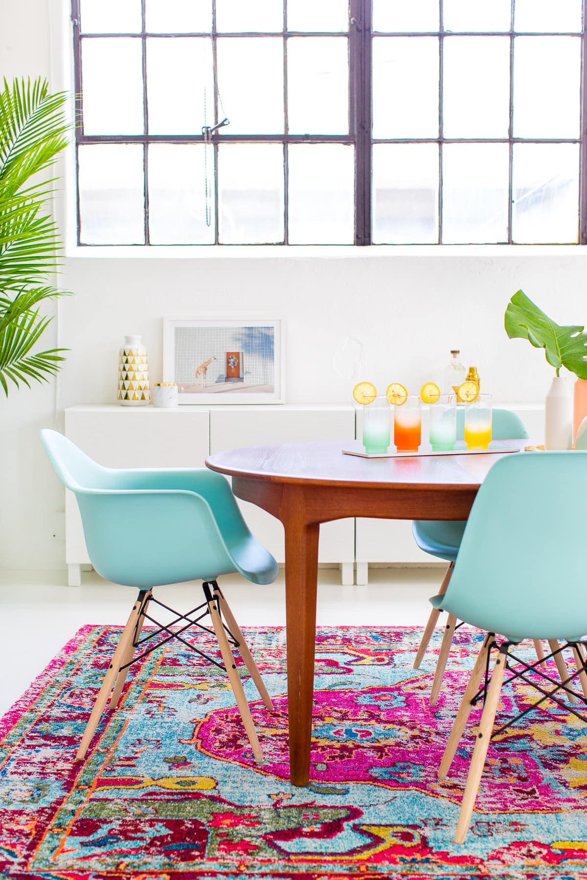 a room makeover by Sugar & Cloth - houston blogger - ashley rose