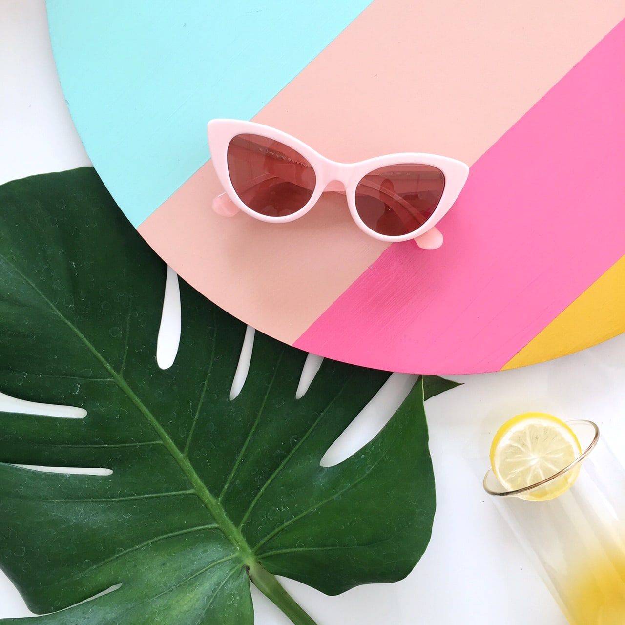 Summer ready with kate spade new york glasses! - sugar and cloth