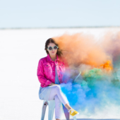 Be You, You Are Enough: Our Salt Flats Videos