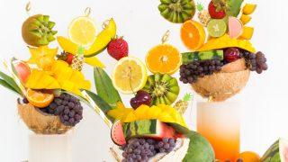 How To Make Fruit Freakshakes