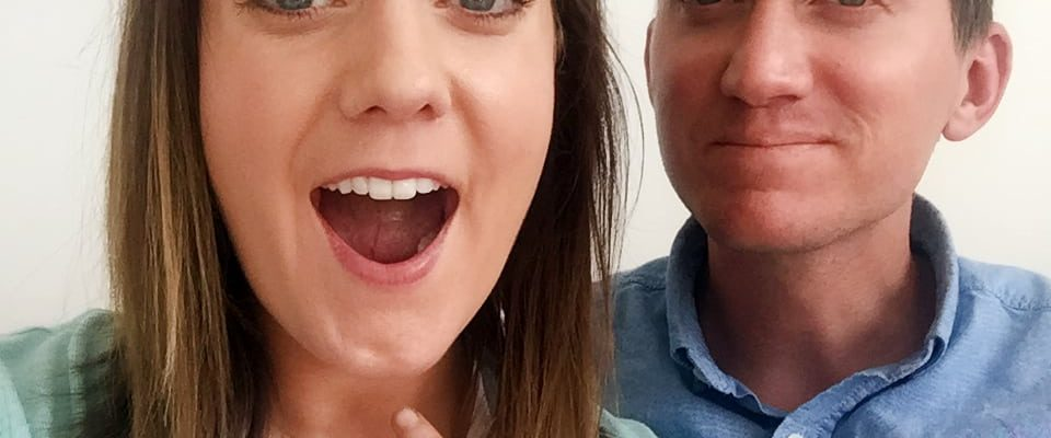 we're engaged! sugar and cloth - wedding - houston blogger