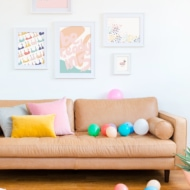 Spicing things up with these sassy DIY printable wall art prints! - sugar and cloth - home decor - houston blogger - ashley rose