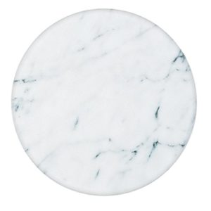 This Fox Run Marble Lazy Susan is one of Sugar & Cloth's favorite entertaining essentials.