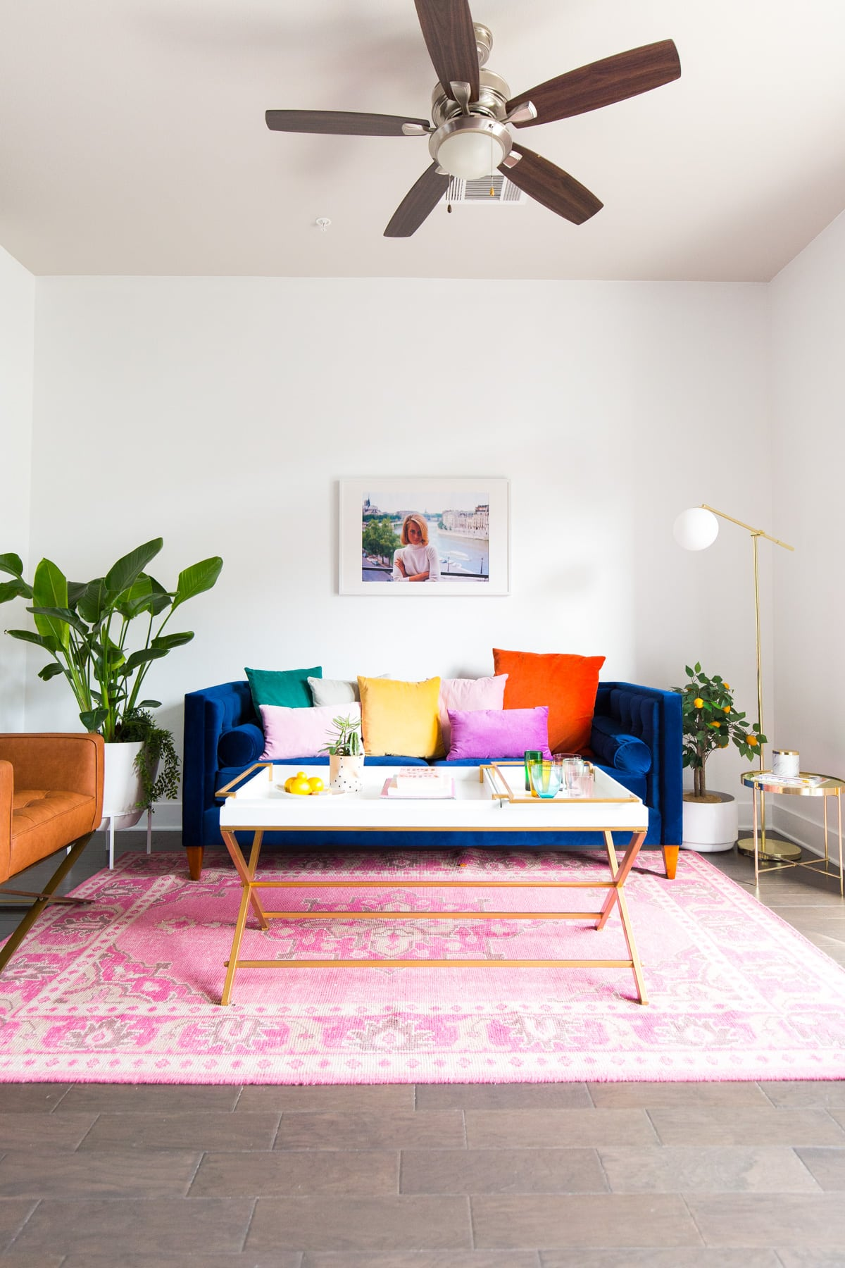 Living Room Makeover: How to Choose the Perfect White Wall Paint
