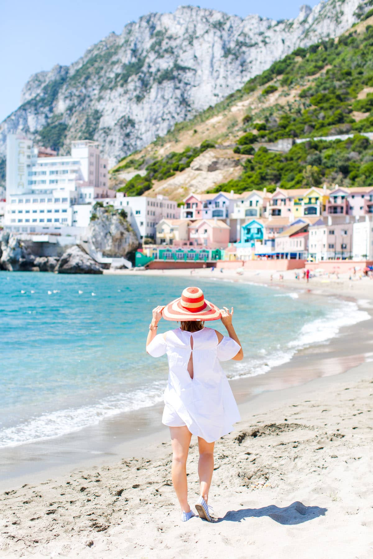 Our Mediterranean Cruise trip recap! ft. Sitges, Barcelona, Cartagena, and Gibraltar - sugar and cloth - travel blogger