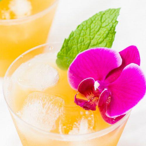 Tailgate-ready Pineapple Beertails - Sugar & Cloth - Recipe - Houston Blogger - Entertaining