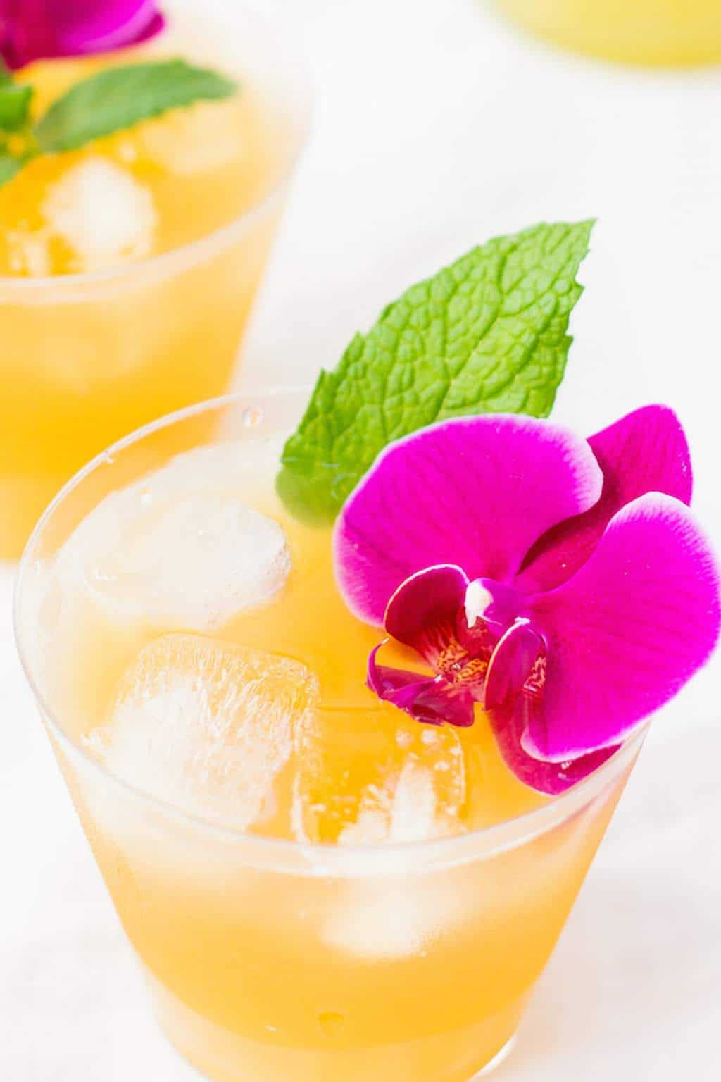 Tailgate-ready Pineapple Beertails - Sugar & Cloth - Recipe - Houston Blogger - Entertaining