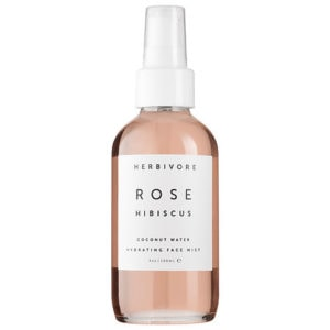 This Rose Hydrating Face Mist is one of Sugar & Cloth's favorite beauty essentials.