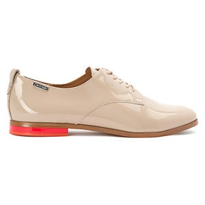 This Calvin Klein Camella Oxford Shoe is one of Sugar & Cloth's favorite style finds.