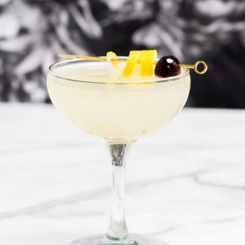 Corpse Reviver Cocktail Recipe - Halloween - Holiday - Sugar & Cloth - Houston Blogger