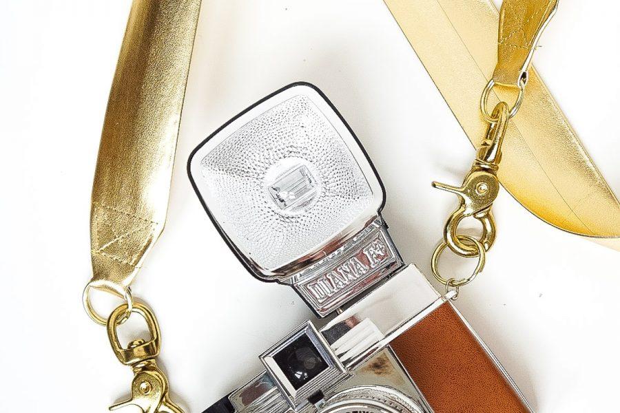 DIY Glam Camera Strap - Sugar & Cloth - DIY - Houston Blogger