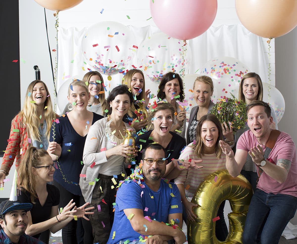 The Amazon Event and Party Photos that We Styled by Ashley Rose of Sugar & Cloth, a Houston lifestyle blog