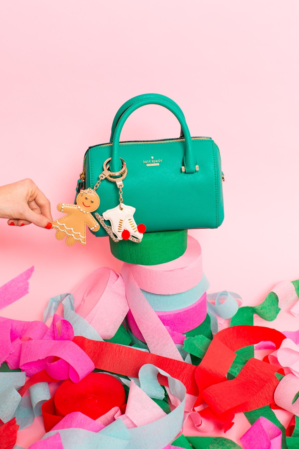 Give It A Twist: Gift Your DIY with Kate Spade! | Sugar & Cloth