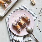 Simple Peppermint Bark Cannoli Recipe