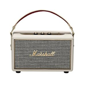 This Marshall Bluetooth Speaker is one of Sugar & Cloth's favorite entertaining essentials.
