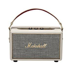 This Marshall Bluetooth Speaker is one of Sugar & Cloth's favorite entertaining essentials.