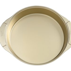 This 12 Inch Cake Pan is one of Sugar & Cloth's favorite kitchen essentials.
