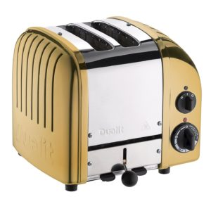 This Brass Toaster is one of Sugar & Cloth's favorite kitchen finds.