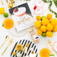 A Modern Couple's Wedding Registry: Entertaining Must-Haves by top houston lifestyle blogger, ashley rose of Sugar & Cloth