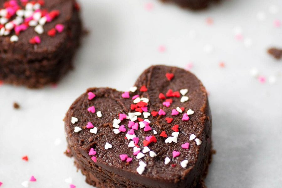 The Perfect Brownies For Your Valentine