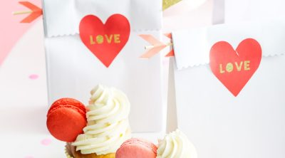 Cute and Quirky Valentine's Day Gifts by Ashley Rose of Sugar & Cloth, an award winning DIY blog.