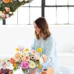 A Sweets and Sips Modern Bridal Brunch