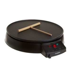 This Crepe Maker is one of Sugar & Cloth's favorite kitchen essentials.