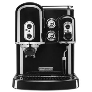 This Espresso Machine is one of Sugar & Cloth's favorite kitchen items.