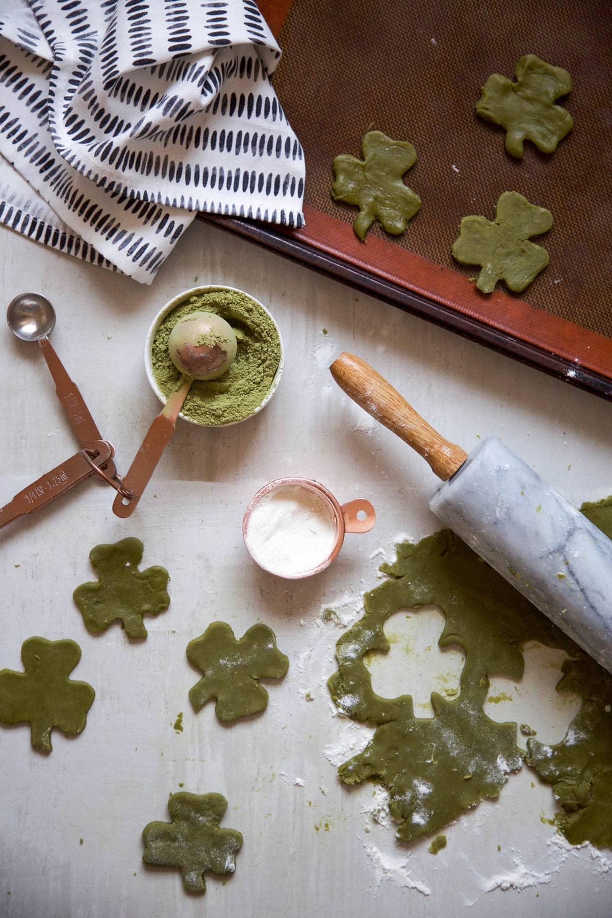 shamrock-matcha-sugar-cookies-9