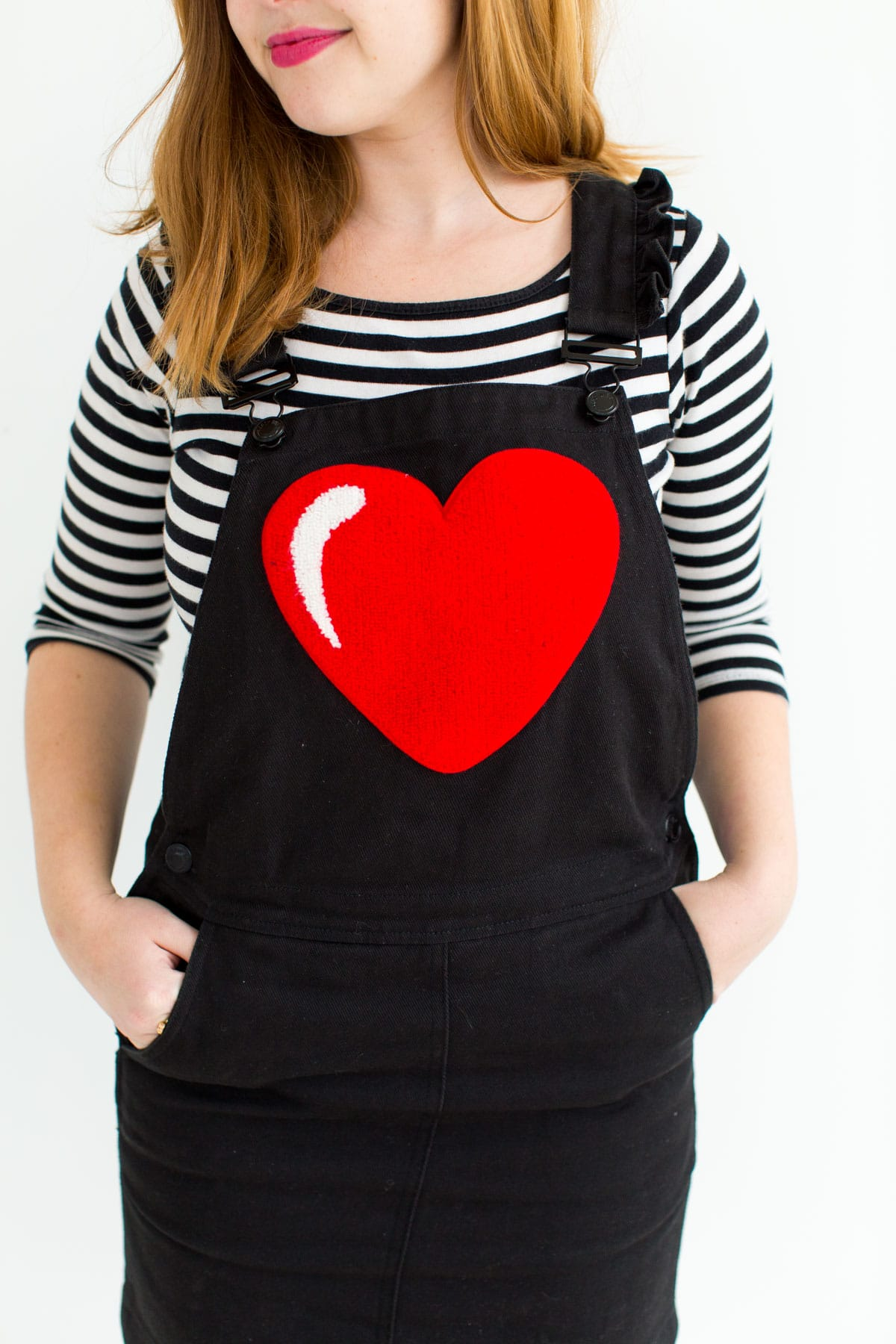 Be your Own Valentine this Year by Sugar & Cloth, an award winning DIY blog.