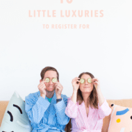 Little Luxuries to Register for in 2017 by top Houston lifestyle blogger Ashley Rose of Sugar and Cloth